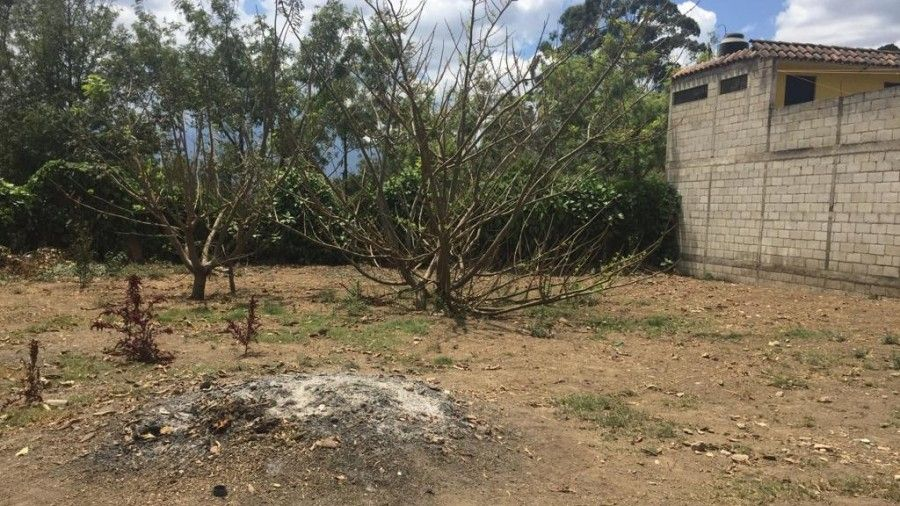 Terreno en Venta - Minutos de Antigua