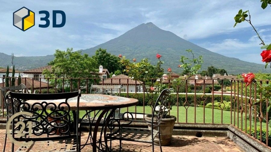 Luxury home for Sale in Antigua Guatemala