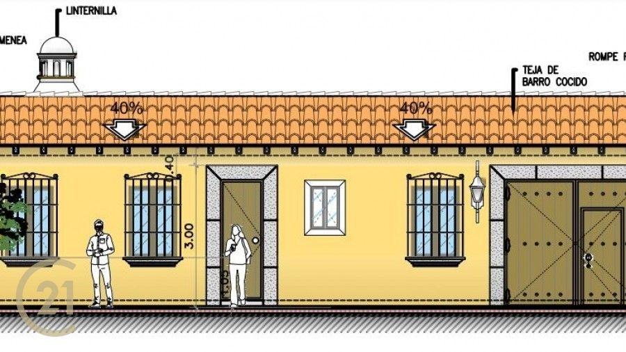 Casa en construccion de un nivel en Venta