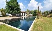 La piscina de la casa club