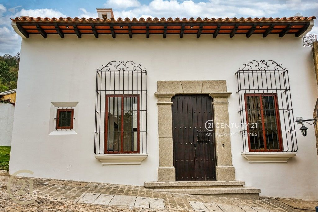 Brand New Home in Gated Community in Antigua Guatemala