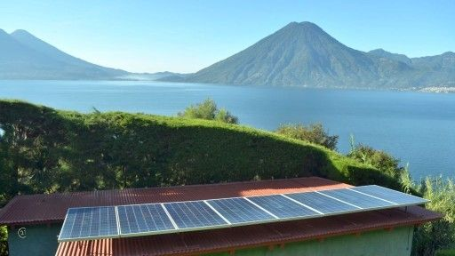 LTH - Solar panels on rooms 1-0