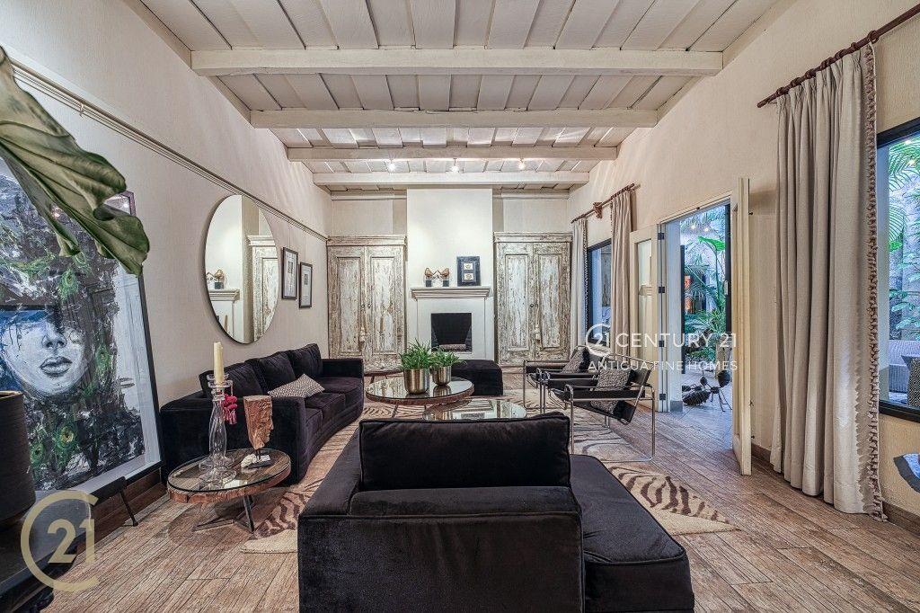 Casa de 4 habitaciones en el Centro de Antigua