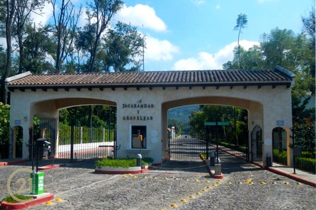Terreno en venta en Las Gravielas Antigua Guatemala