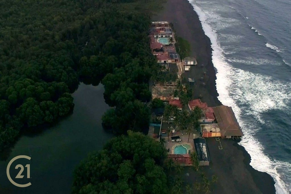 Beachfront Hotel For Sale
