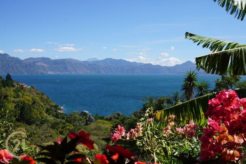 Casa con vista panorámica de la bahía de Santa Cruz