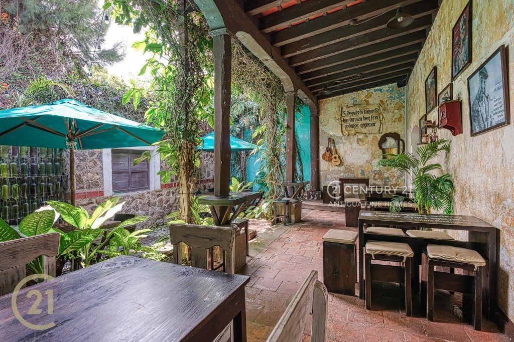 Derecho de Llave - Restaurante a la Venta en Antigua Guatemala