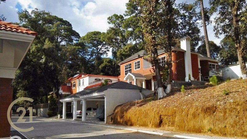Perfecta Casa familiar en Venta en San Lucas Sacatepéquez