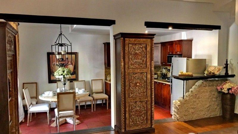 Apartamento en Venta de Dos Dormitorios en el Centro de Antigua