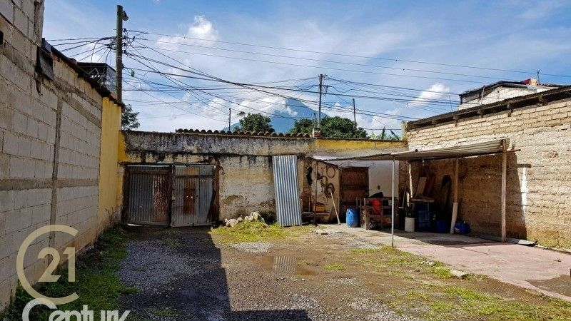 Lot for Sale in Antigua, 5 Minutes From Central Park