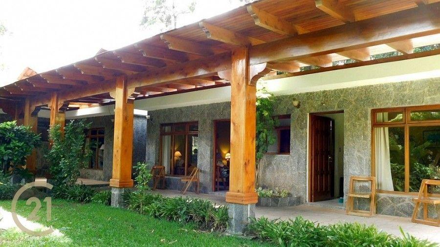 Casa de 3 Habitaciones - En residnecial en Pacoc Yacht Club