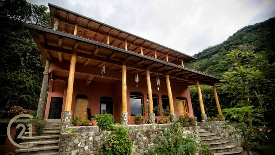 Lake View Home  - Lake Atitlan