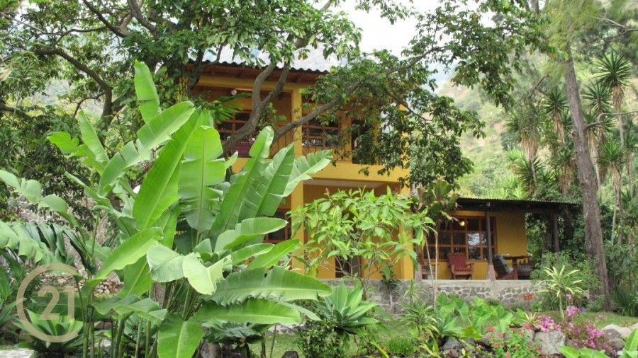 2 Bedroom House - View of Lake Atitlan