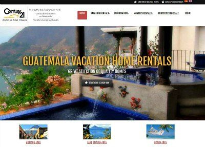 Vacation Rentals Guatemala