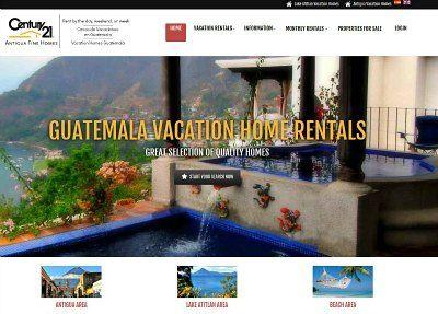 Vacation Rentals Guatemala